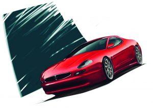 Maserati Coupé GT