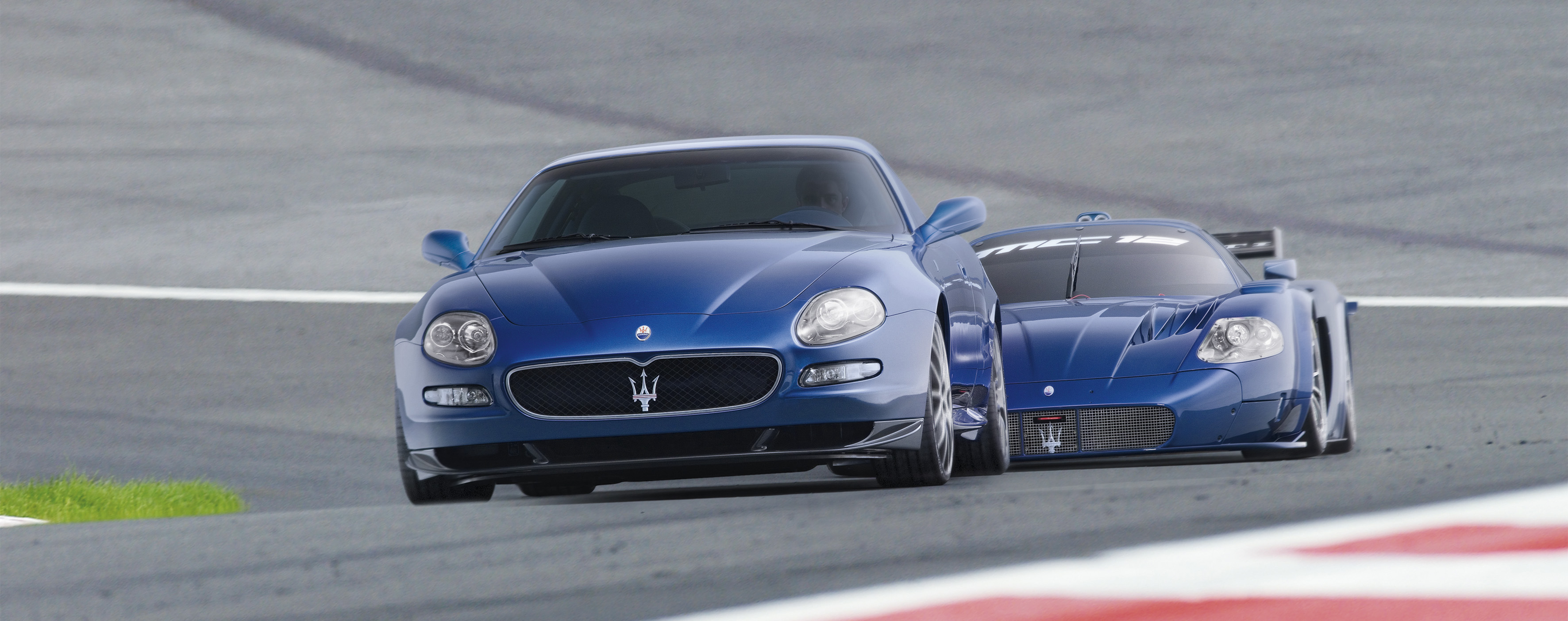 Maserati GranSport MC Victory (2006)