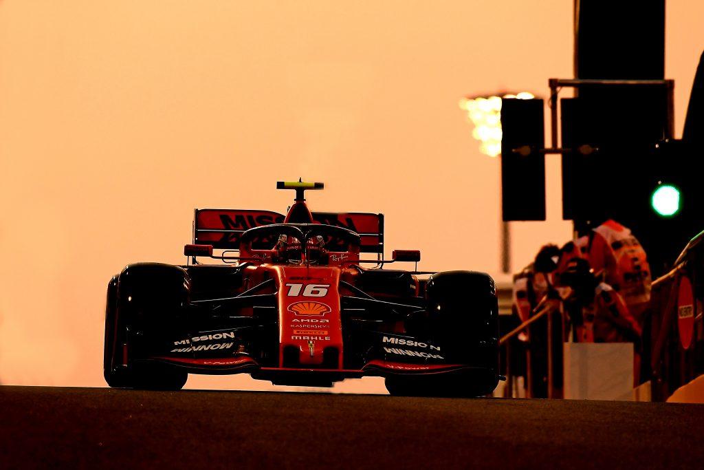 GP F1 Yas Marina Abu Dhabi 2019 - 1er décembre