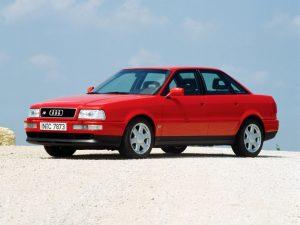 Audi S2 Berline (4B) - 1992