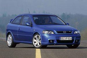 Opel Astra (G) OPC Turbo (2003)