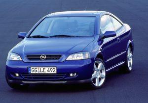 Opel Astra (G) Coupé Turbo
