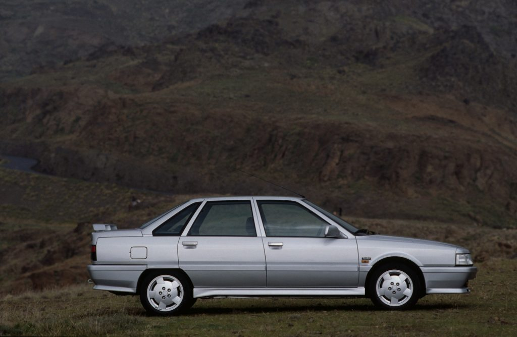 Renault 21 2 Litres Turbo Phase 2