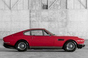 Aston-Martin AM Vantage (1972)