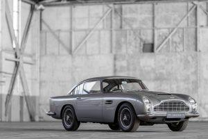 Aston-Martin DB4 Vantage (1961)