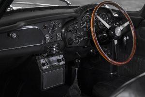 Aston-Martin DB5 Vantage (1965)