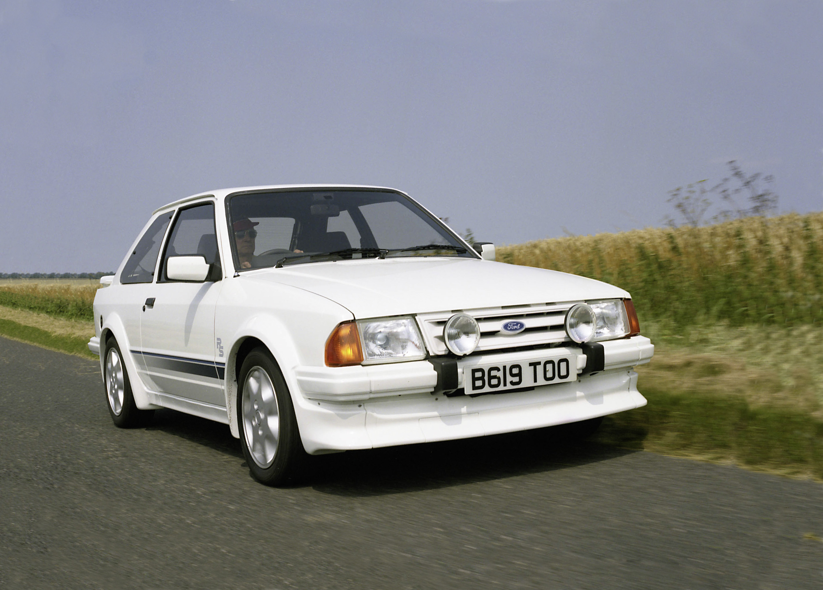 Ford Escort IV RS Turbo, Foto: Ford