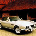 Aston-Martin V8 Volante (1978)