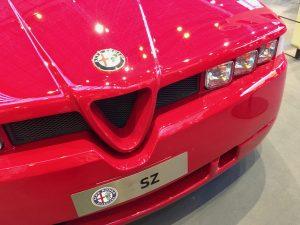 Alfa Romeo SZ ES 30 Zagato (1989)