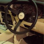 Aston-Martin V8 Saloon Série 4 Oscar India