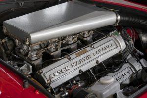 Aston-Martin V8 Saloon Série 4 Oscar India (1978)