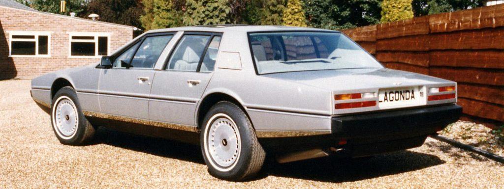 Aston-Martin Lagonda V8 (1976)