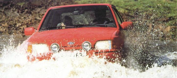 Ford Escort RS Turbo Mk2 (1986)
