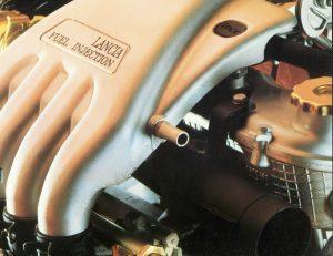 Lancia Y10 GT i.e.