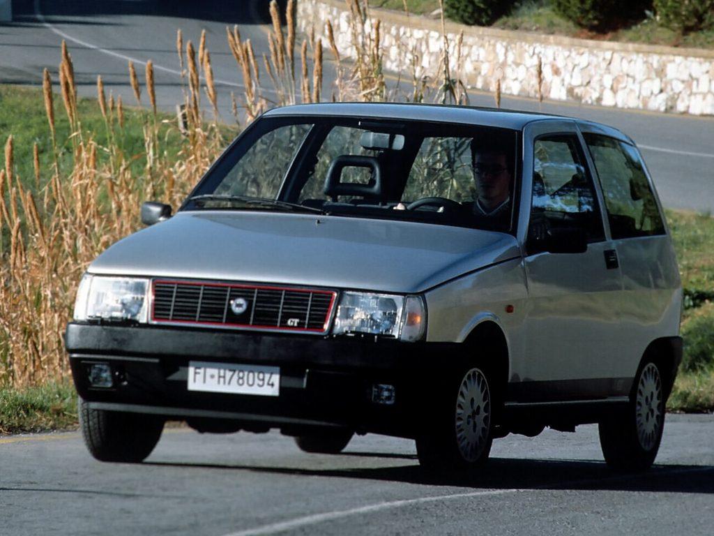 Lancia Y10 GT i.e. (1989)