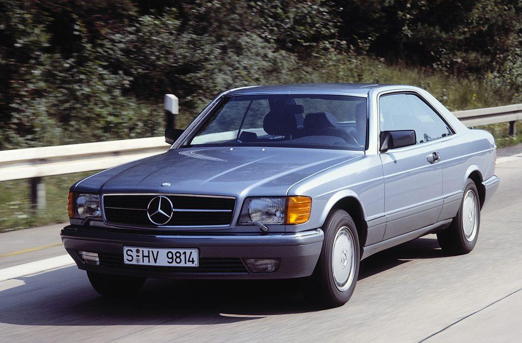 Mercedes-Benz 420 SEC W126