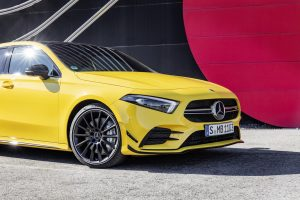 Mercedes-Benz A35 AMG W177 (2019)
