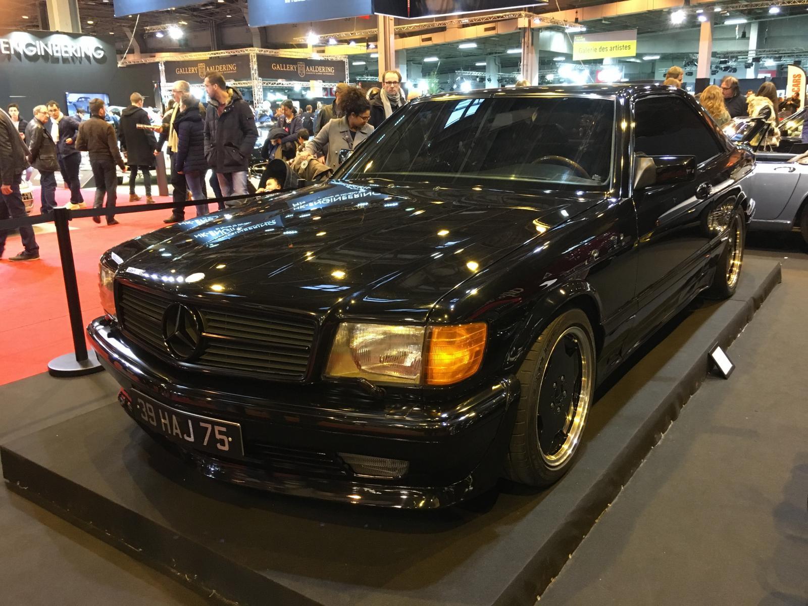 Mercedes-Benz 500 SEC AMG W126