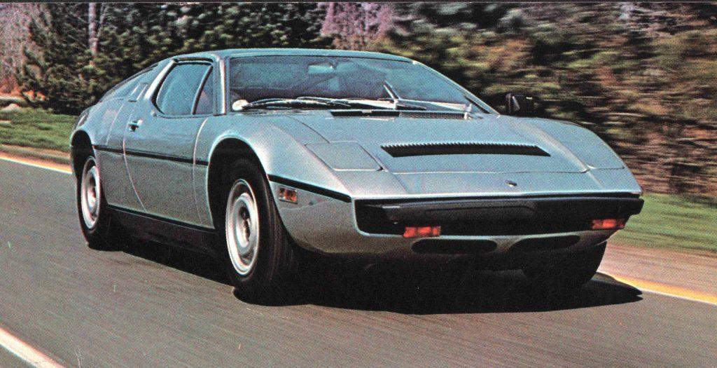 Maserati Bora 4L7 (1971)