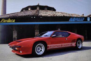 de Tomaso Pantera GT5-S (1984)