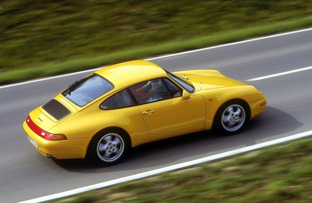 Porsche 911 Carrera C2 993