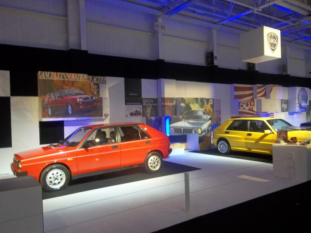 Lancia Delta HF 4WD (1987) & Lancia Delta HF Integrale Evoluzione (1991)