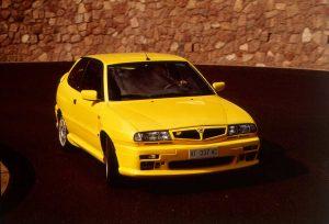 Lancia Delta Mk2 HPE HF Turbo (1995)