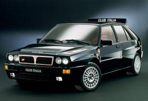 Lancia Delta HF Integrale Evoluzione Club Italia (1992)