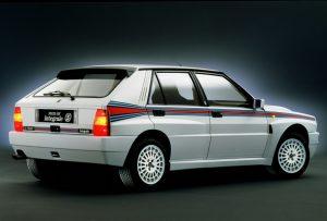 Lancia Delta HF Integrale Evoluzione 5 (1992)