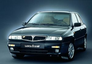Lancia Delta Mk2 HF Turbo (1993)