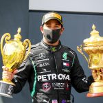 GP F1 Silverstone Angleterre 2020