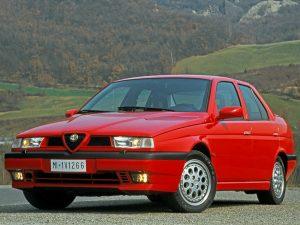 Alfa-Romeo 155 Q4 (1992)