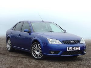 Ford Mondeo ST 220 (2002)