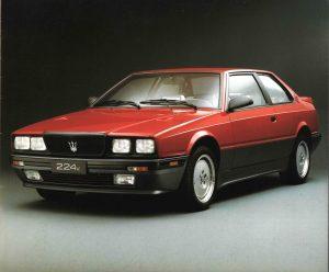 Maserati 2.24v Biturbo (1988)