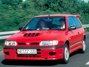 Nissan Sunny GTI-R (1992)