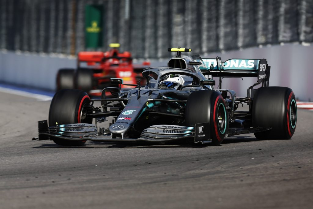 GP F1 Sotchi Russie 2019