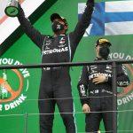GP F1 Portimao Portugal 2020