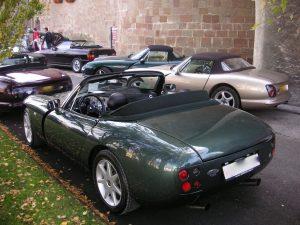 TVR Griffith SE 500