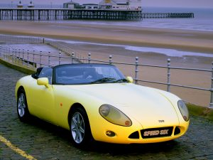 TVR Griffith Speed Six