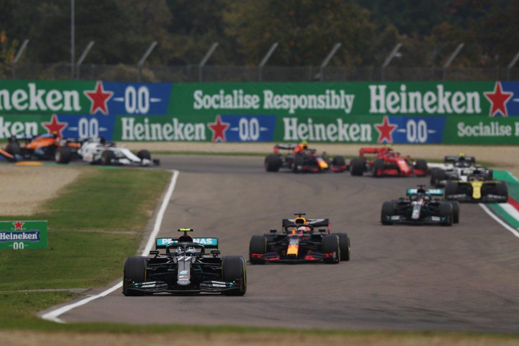 GP F1 Emilie Romagne Imola Italie 2020