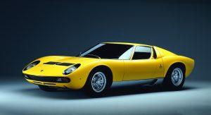 Lamborghini Miura (1968)