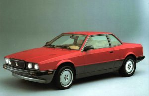 Maserati Karif Biturbo (1988)