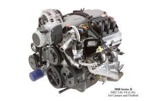 Chevrolet Camaro Mk4 FL V6 3L8 L36