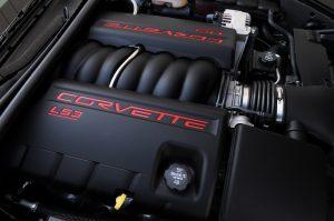 Chevrolet Corvette C6 LS3 Cabriolet