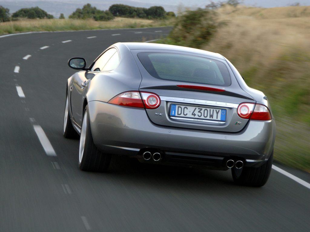 Jaguar XKR X150