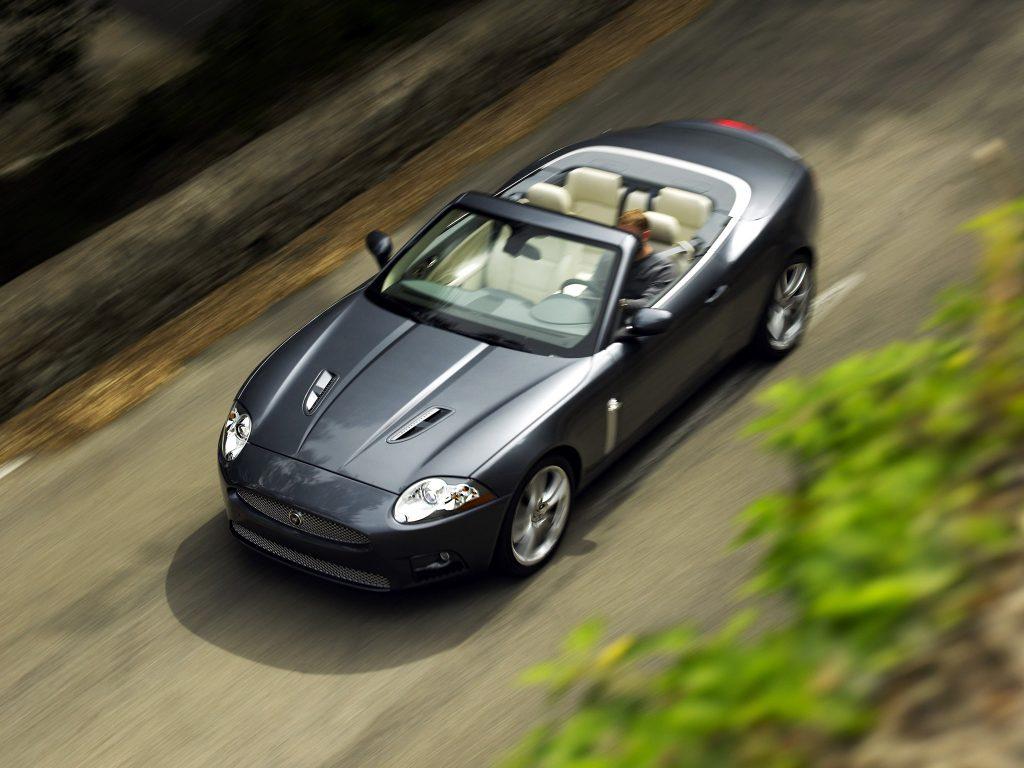 Jaguar XKR X150 Cabriolet