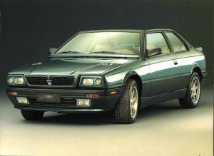 Maserati 2.24v Facelift Biturbo (1991)