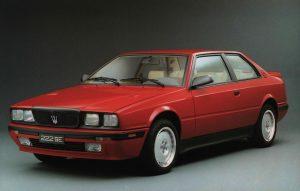 Maserati 222 SE Biturbo (1990)