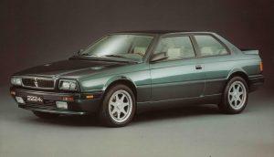 Maserati 222.4v Biturbo (1991)