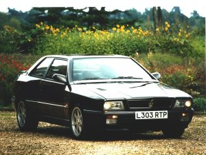 Maserati Ghibli II (1992)